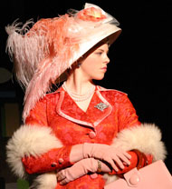 Lady Bracknell, from The Importance of Being Earnest